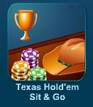 Texas Holdem Poker (Sit & Go)