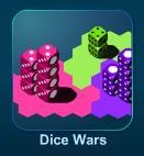 Играть Dice Wars онлайн бесплатно